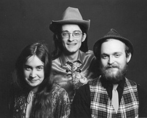 Judith Cook left the band after the first year. She was much missed. They continued as a trio.