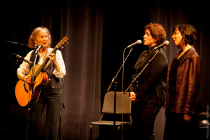 2010—After the release of Welcome to the Dark, in concert at Cornish College of the Arts, with Alicia Healey and Arni Adler