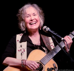 Linda Waterfall: 2015 CD Release Concert sponsored by Seattle Folklore Society